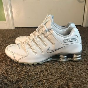 Women's Nike Shox Size 9